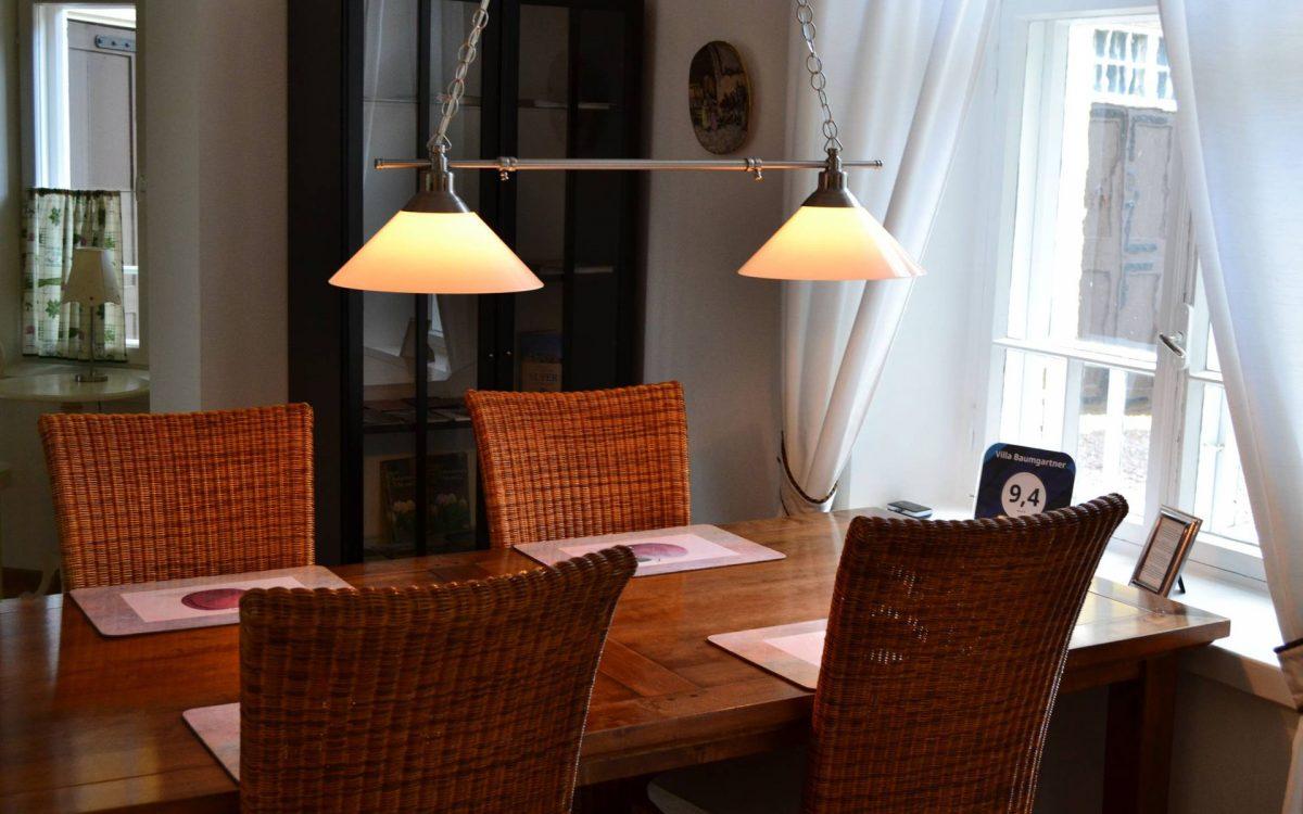 villa baumgartner guesthouse living area